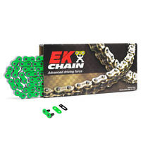 Chain H/Duty MX Green 420/130L