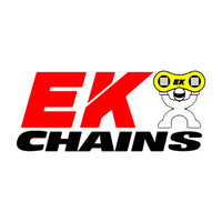 HDR H/Duty MX Chain 428 / 136L Yellow