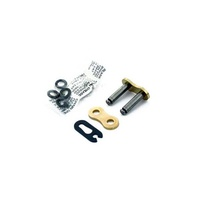 DEX X-Ring Chain 520 / Clip Link Gold