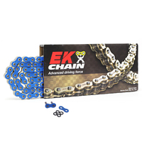 Chain NX Ring HD Blue 525/124L