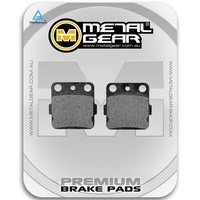 Brake Pads Organic (Single Set)