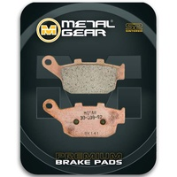 Brake Pads Sintered S2 Rear (Single Set)