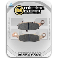 Brake Pads Sintered Front Right
