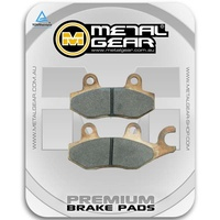 Brake Pads Sintered Front Right (Single Set)