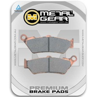 Brake Pads Sintered Rear (Single Set)