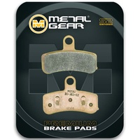 Brake Pads Sintered S2 Front (Single Set)