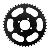 Sprocket Rear Steel 46T for #420 Chain