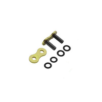 ZVMX HD X-Ring Chain 525 / Rivet Link Gold